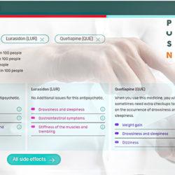 Antipsychotics tool PsychosisNet - banner